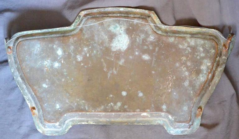 Art Deco Vintage Egyptian Deco Tray For Sale