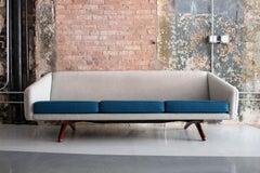 Danish Sofa by Llum Wikkelso Sofa for Mikael Laursen, Denmark, Model ML-90