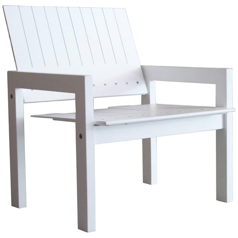 Bernt Petersen Crate Lounge Chair for Carl Hansen, Denmark, 1982 For Sale
