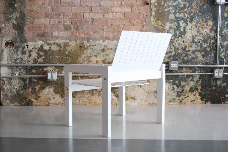 Bernt Petersen Crate Lounge Chair for Carl Hansen, Denmark, 1982 For Sale 1