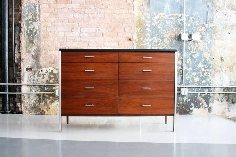Paul Mccobb Calvin Group 48 25 Dresser In Good Condition With Minor Wear From Use
