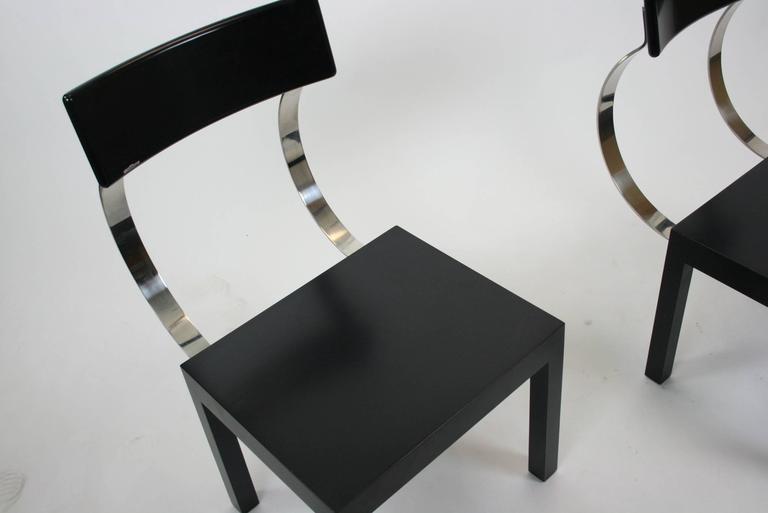 Folia Chair by Giuseppe Terragni for Zanotta, Italy 4