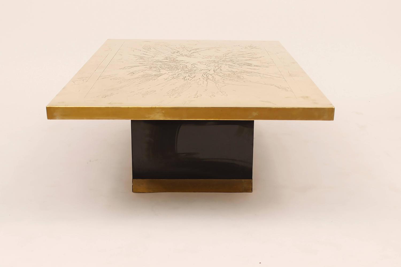 table basse laiton ancienne. Black Bedroom Furniture Sets. Home Design Ideas