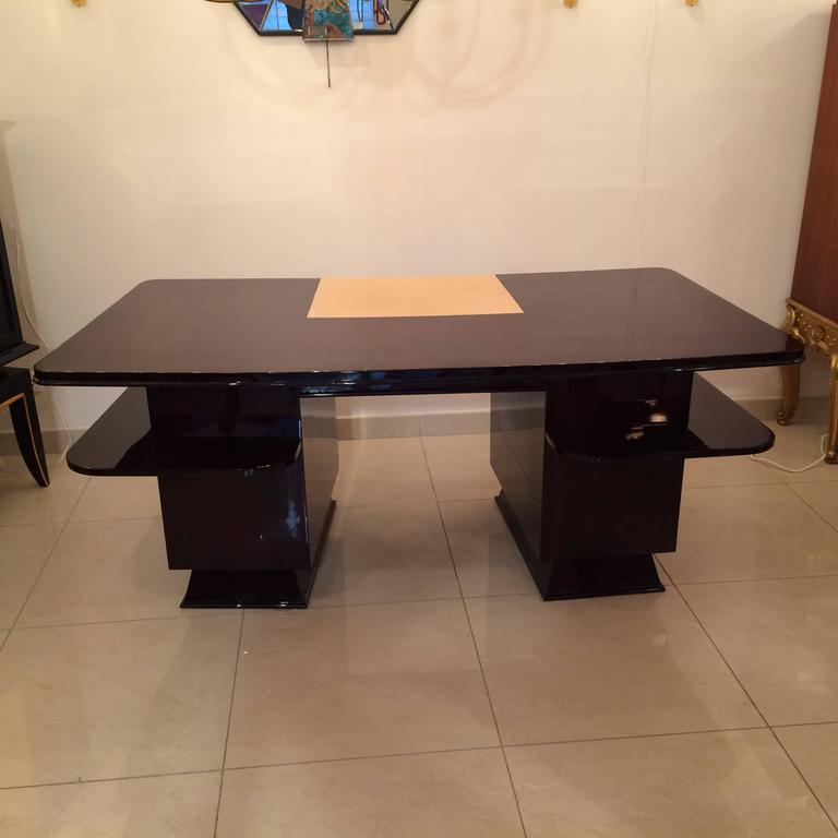french art deco desk for sale at 1stdibs