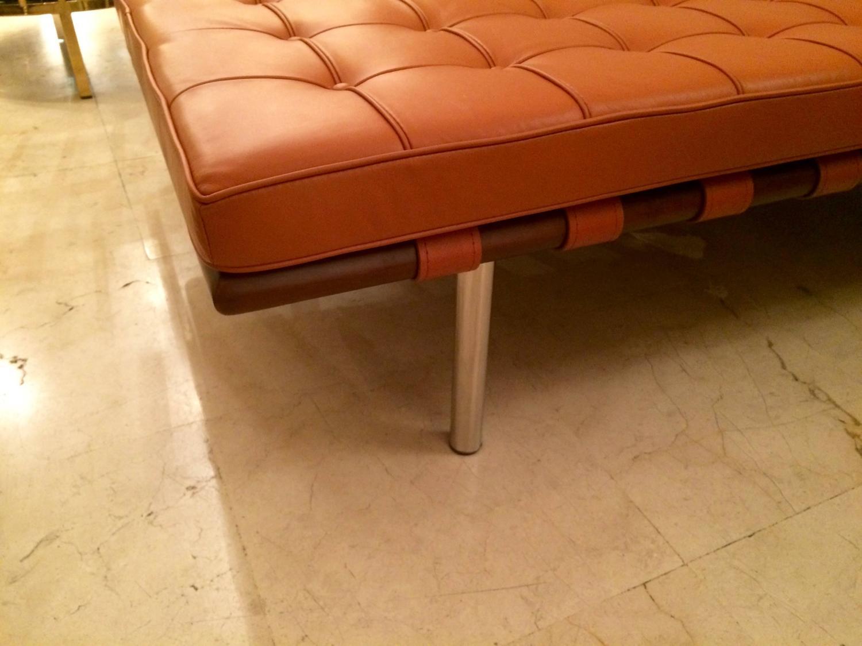 daybed barcelona after mies van der rohe for sale at 1stdibs. Black Bedroom Furniture Sets. Home Design Ideas