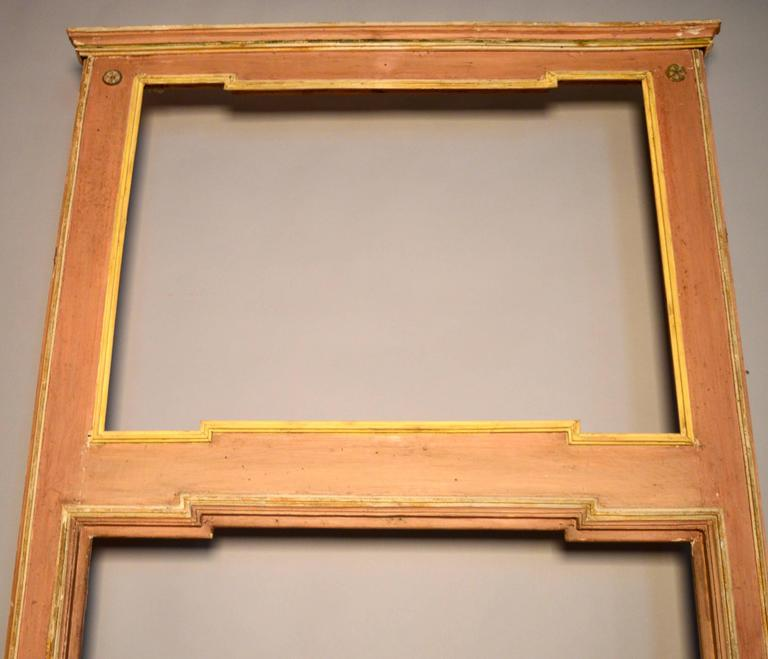 Early 19th Century Italian Door Surround For Sale at 1stdibs