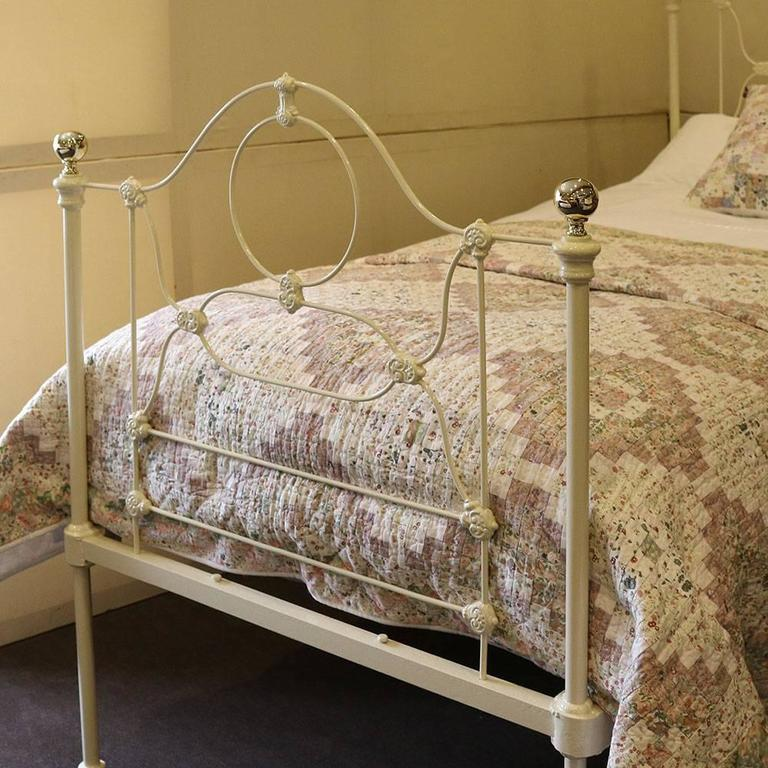 Single Cast Iron Bed Ms24 At 1stdibs
