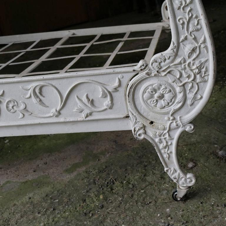 Cast Iron Daybed MS21 2