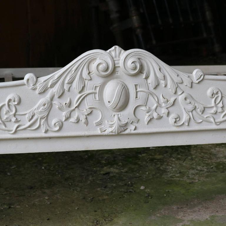 Cast Iron Daybed MS21 5