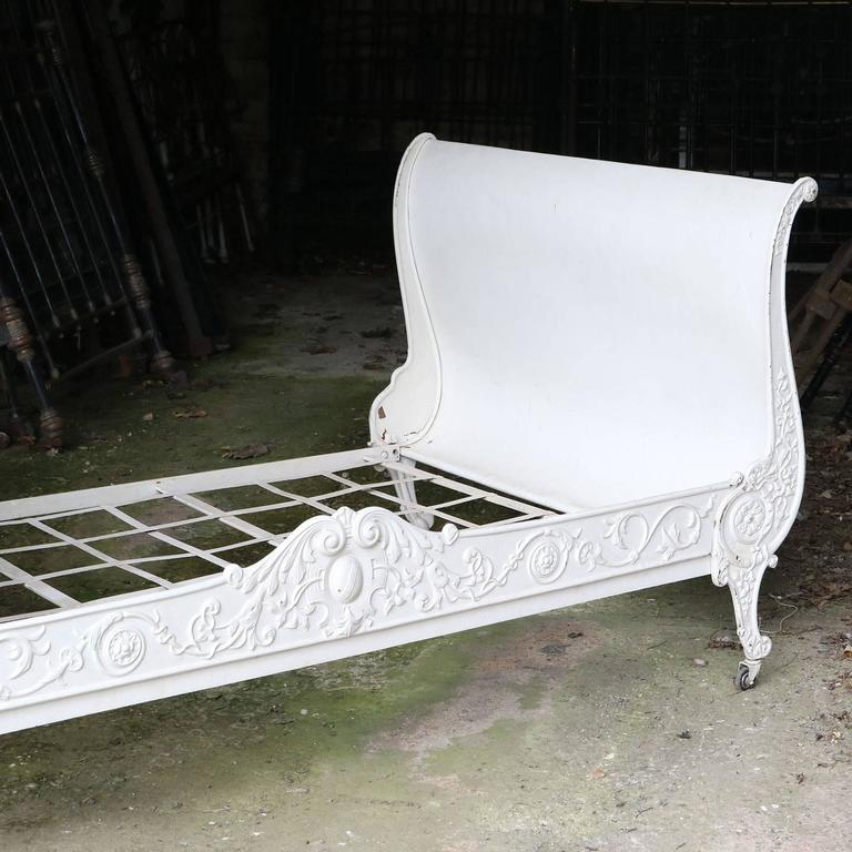 Cast Iron Daybed MS21 9