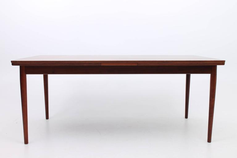 Large Rosewood Arne Vodder For Sibast Furniture Dining
