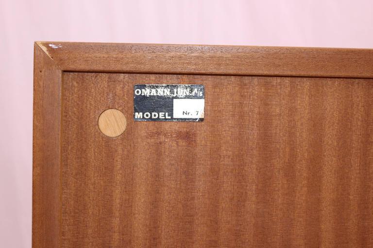 Oak Model 7 Bookcase by Omann Jun 5