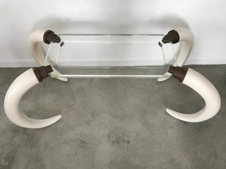 Versailles Collection Elephant Tusk Dining Table At 1stdibs
