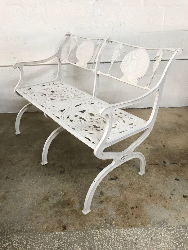 Early Suite Of Molla Patio Furniture At 1stdibs