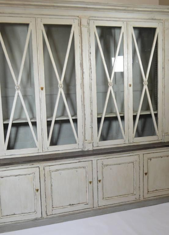 French Directoire Bookcase For Sale