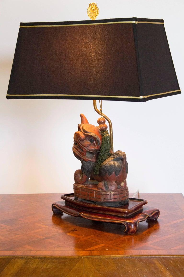 Lamp shades san antonio tx lamp design ideas foo dog lamp with frederick cooper shade and jade tassel aloadofball Gallery