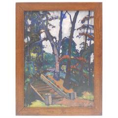 Original Oil Painting by HG Keller