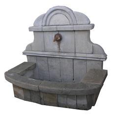 Antique Lecce's Stone Fountain