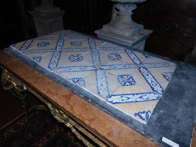 antique glazed ceramic tiles for sale at 1stdibs Ceramic Tile On Fireplaces Ideas Wood Fireplace