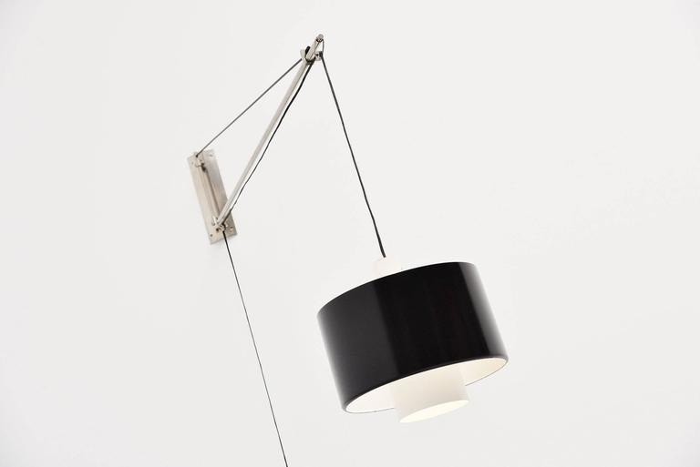 Gaetano Sciolari Stilnovo Wall Lamp Italy 1954 At 1stdibs