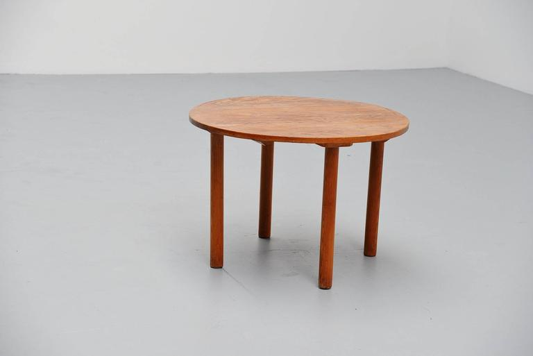 Gerrit Rietveld Deal Coffee Table Circa 1930 For Sale At 1stdibs