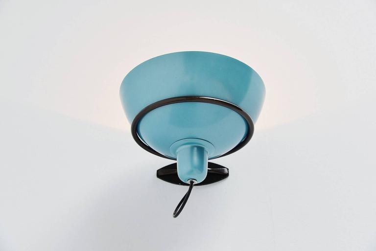 Mid-Century Modern Gino Sarfatti Wall Lamp Model 2/2 Arteluce, 1960 For Sale
