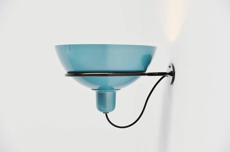 Italian Gino Sarfatti Wall Lamp Model 2/2 Arteluce, 1960 For Sale
