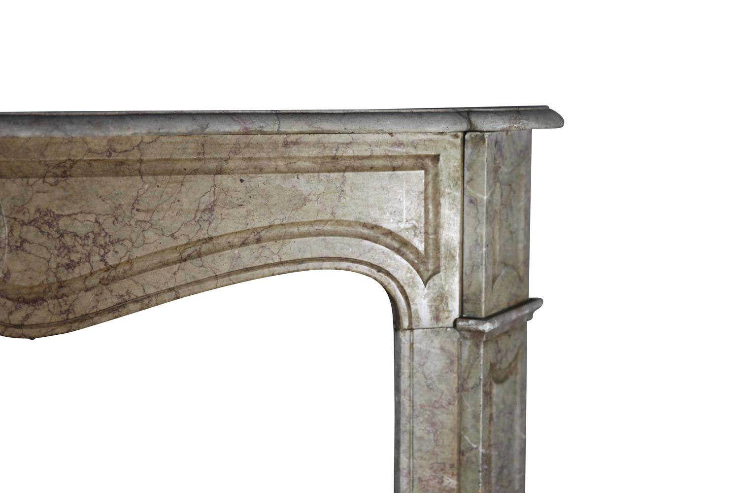 19th century original marble antique fireplace mantel for for Marble mantels for sale