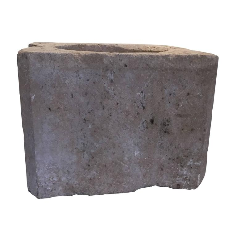 17th Century Limestone Well