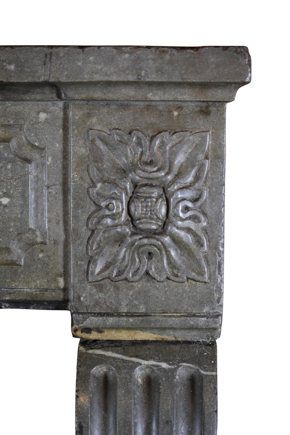 18th Century Original Antique Fireplace Mantel For Sale At 1stdibs