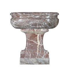 18th Century Wine and Champagne Cooler in Marble