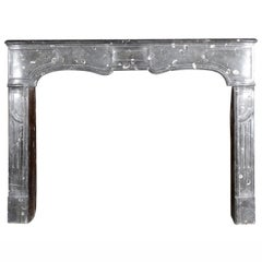 Fine French Antique Fireplace Mantle for Timeless Interior