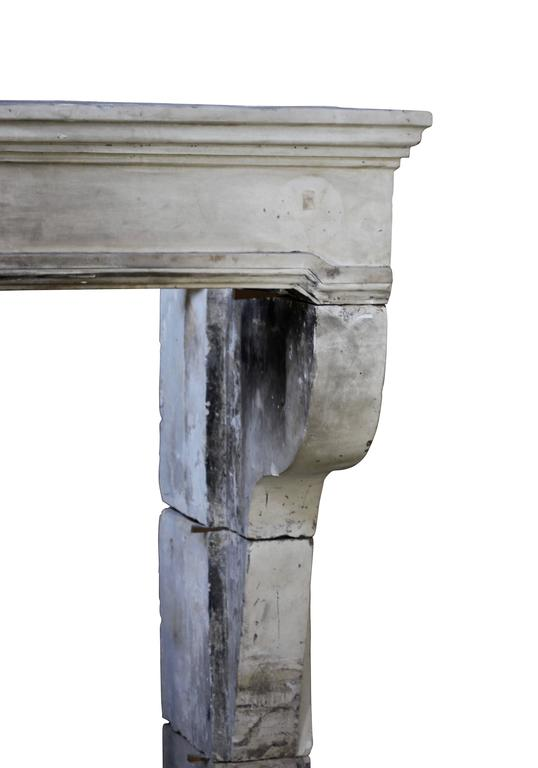 17th century antique fireplace mantel in limestone for sale at 1stdibs
