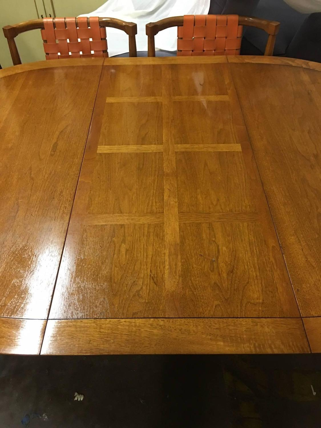 Tomlinson Mid Century Dining Table For Sale At 1stdibs