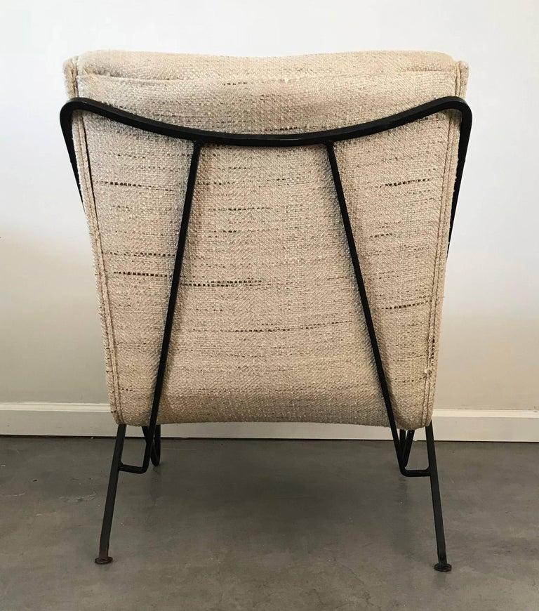 Mid-Century Modern Rare Maurizio Tempestini Lounge Chair for Salterini For Sale