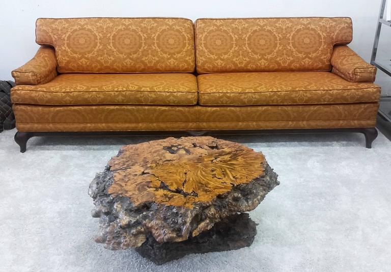 Cypress Root Coffee Table For Sale At 1stdibs