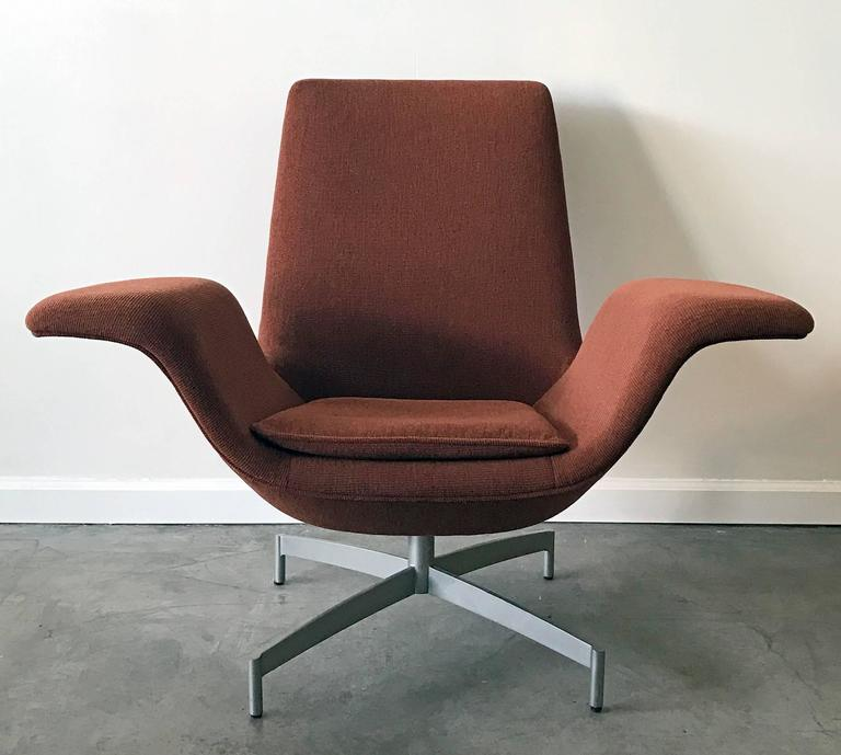 Fabric HBF Furniture Dialogue Lounge Chair For Sale