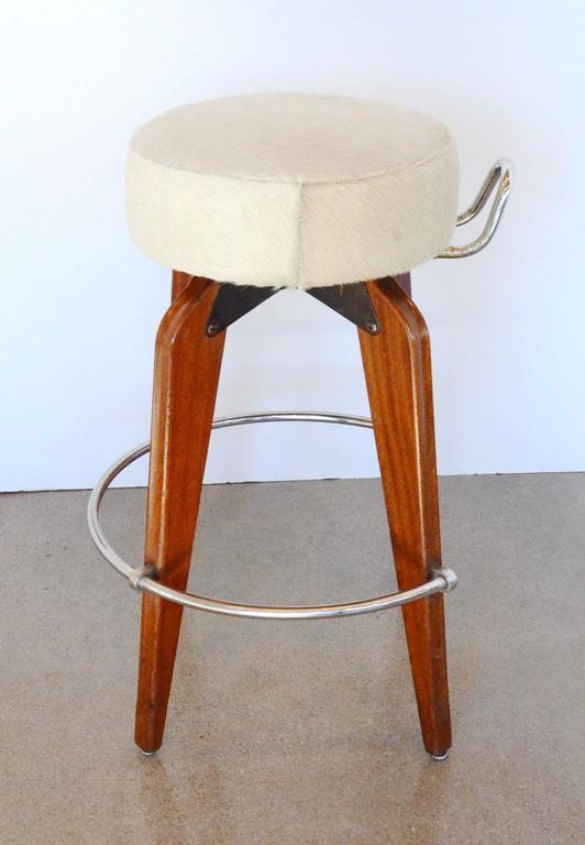 James Bond Bar Stools Mid Century From The Saint Vincent