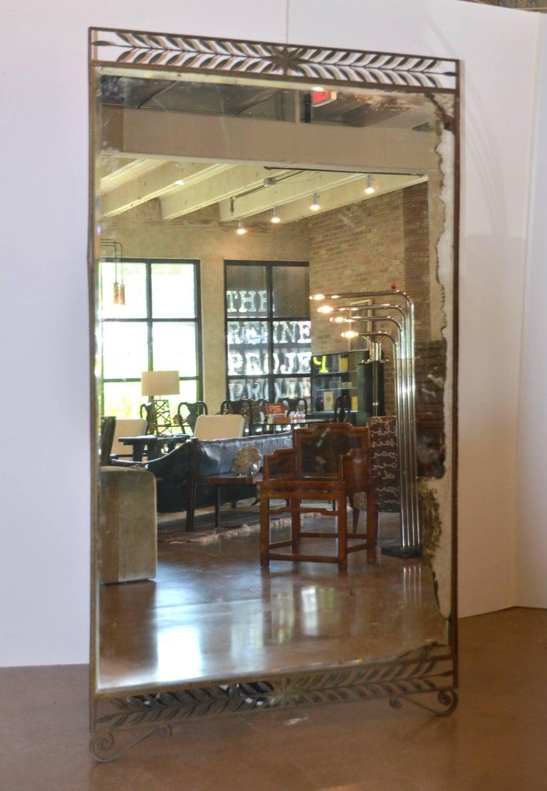 Hall Mirror by Pier Luigi Colli for Cristal Arte 5