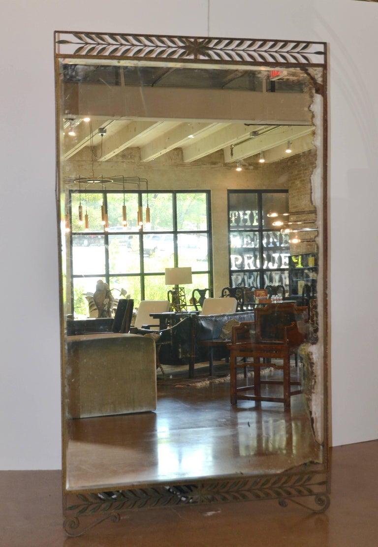 Hall Mirror by Pier Luigi Colli for Cristal Arte 7