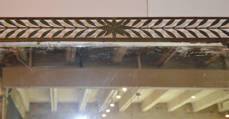 Hall Mirror by Pier Luigi Colli for Cristal Arte 6