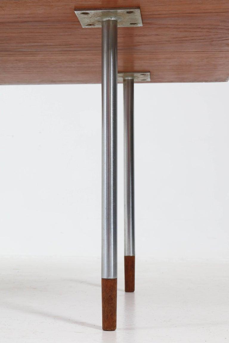 Teak Mid-Century Modern Coffee Table by Rudolf Bernd Glatzel for Fristho, 1960s For Sale 2