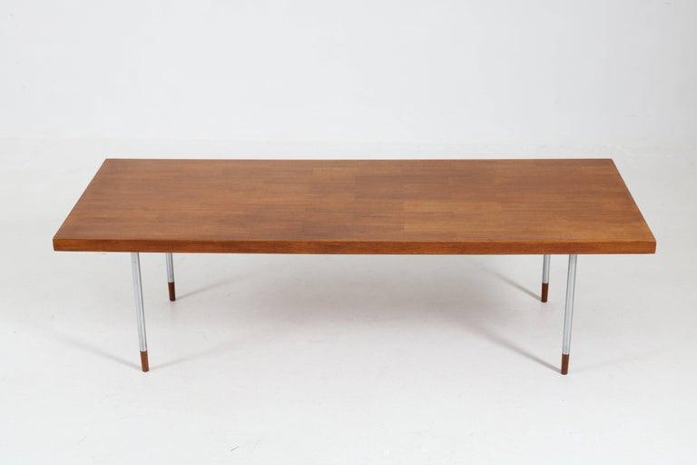 Teakholz Moderner Tisch von Rudolf Bernd Glatzel für Fristho, 1960er Jahre 4