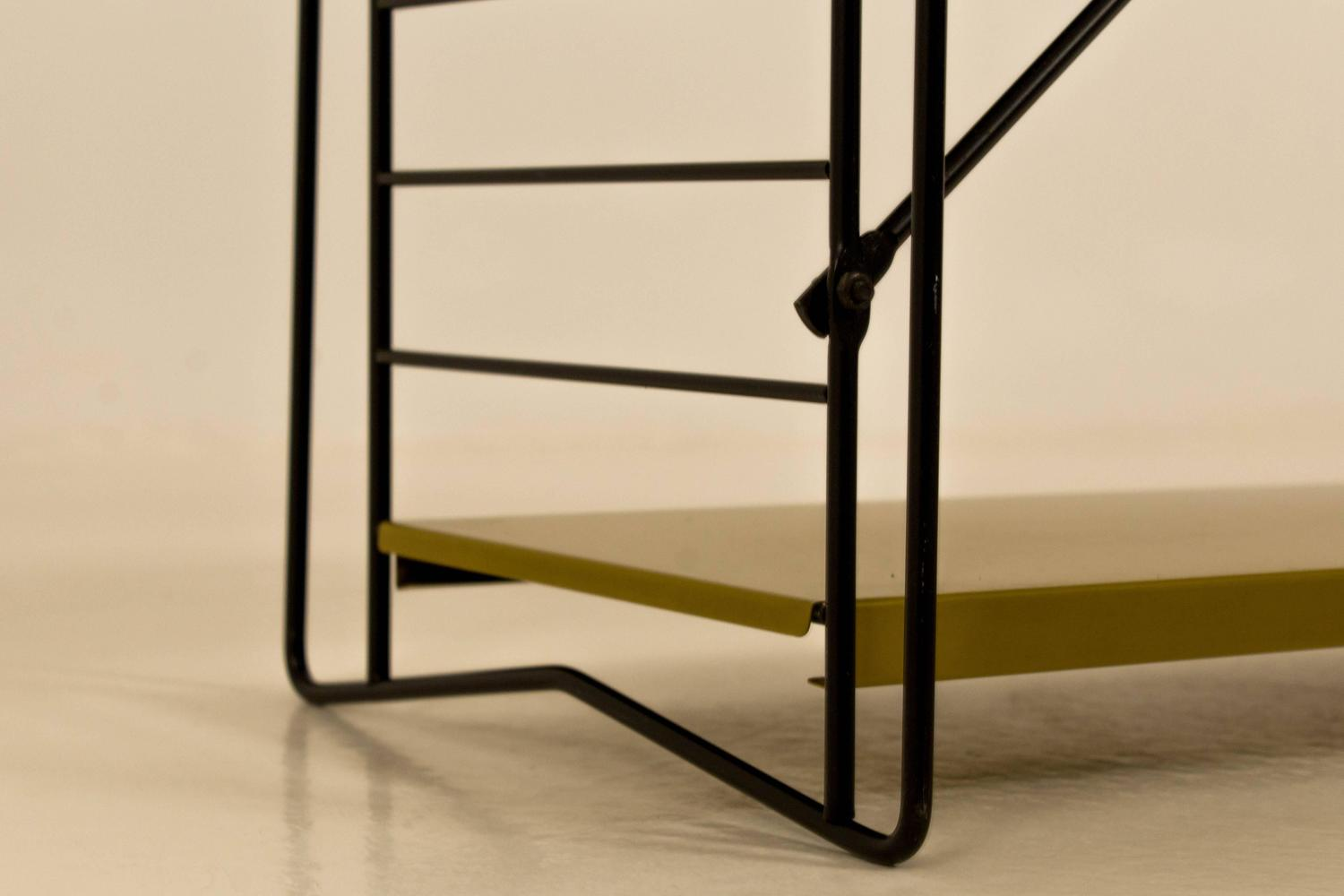 Mid-Century Modern Shelving Unit by Tomado, 1960s at 1stdibs