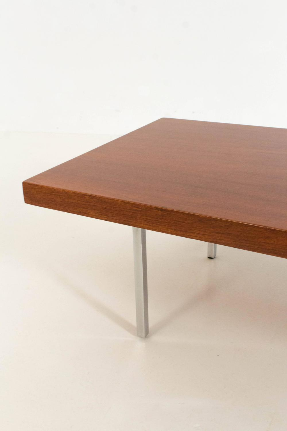Funky mid century modern coffee table by kho liang le for artifort at 1stdibs Funky coffee table