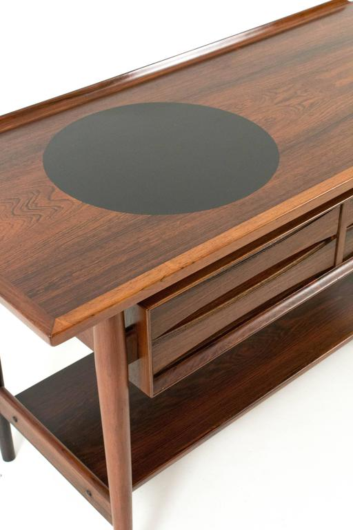 Stylish Mid Century Modern Side Table Or Credenza By Arne
