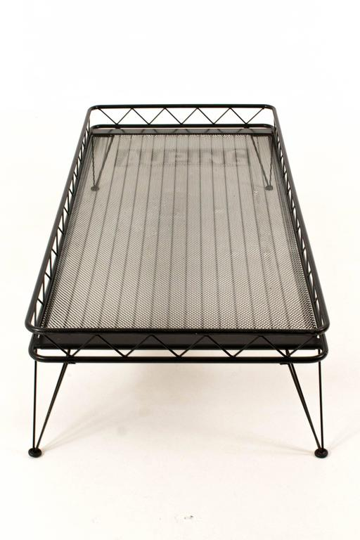 Funky Mid Century Modern Arielle Day Bed By Wim Rietveld
