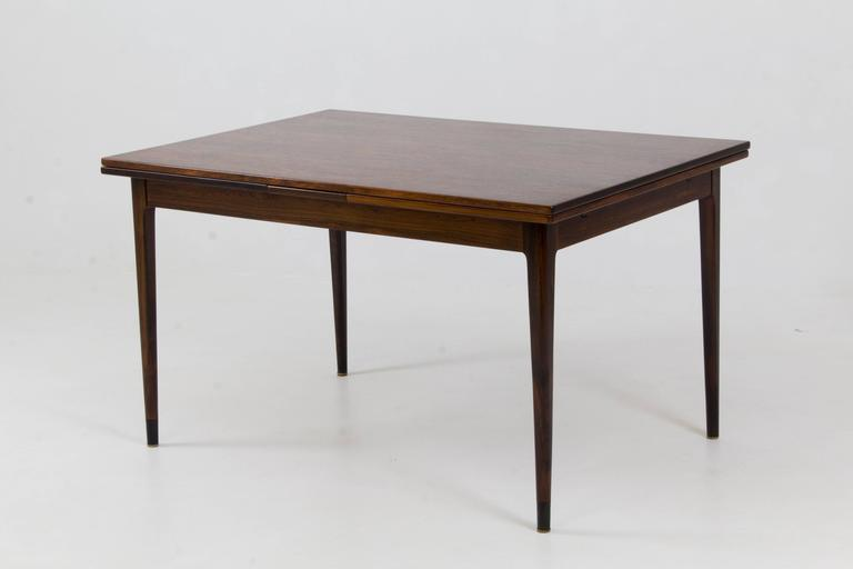 Stylish Danish Dining Room Set By Niels Otto M 248 Ller For Jl