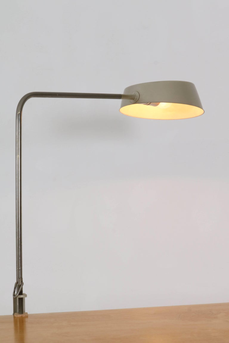 Mid-Century Modern Desk Lamp by ASEA, Sweden, 1960s For Sale 1