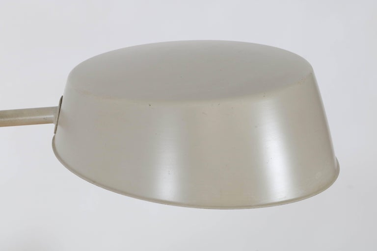 Mid-Century Modern Desk Lamp by ASEA, Sweden, 1960s In Good Condition For Sale In Amsterdam, NL